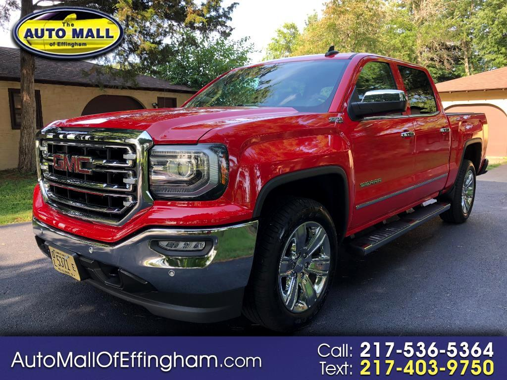 Used Cars Effingham Il Trucks The Automall Of 1968 Chevrolet Crew Cab 2016 Gmc Sierra 1500 Slt Short Bed 4wd