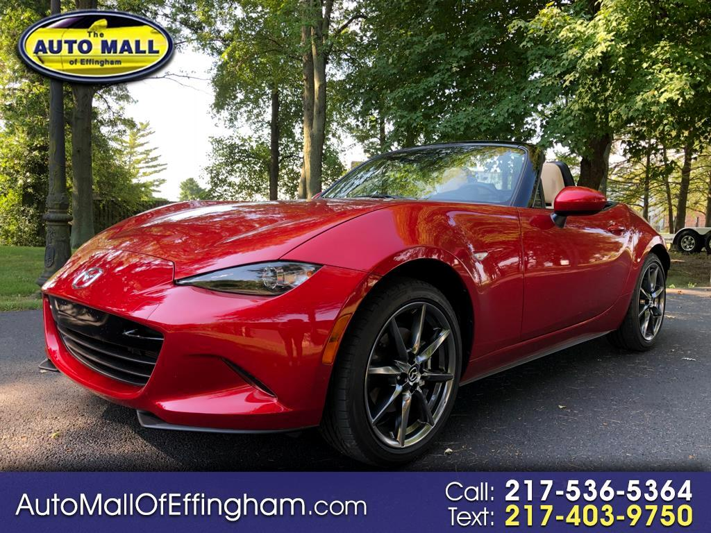 2016 Mazda MX-5 Miata Grand Touring 6AT