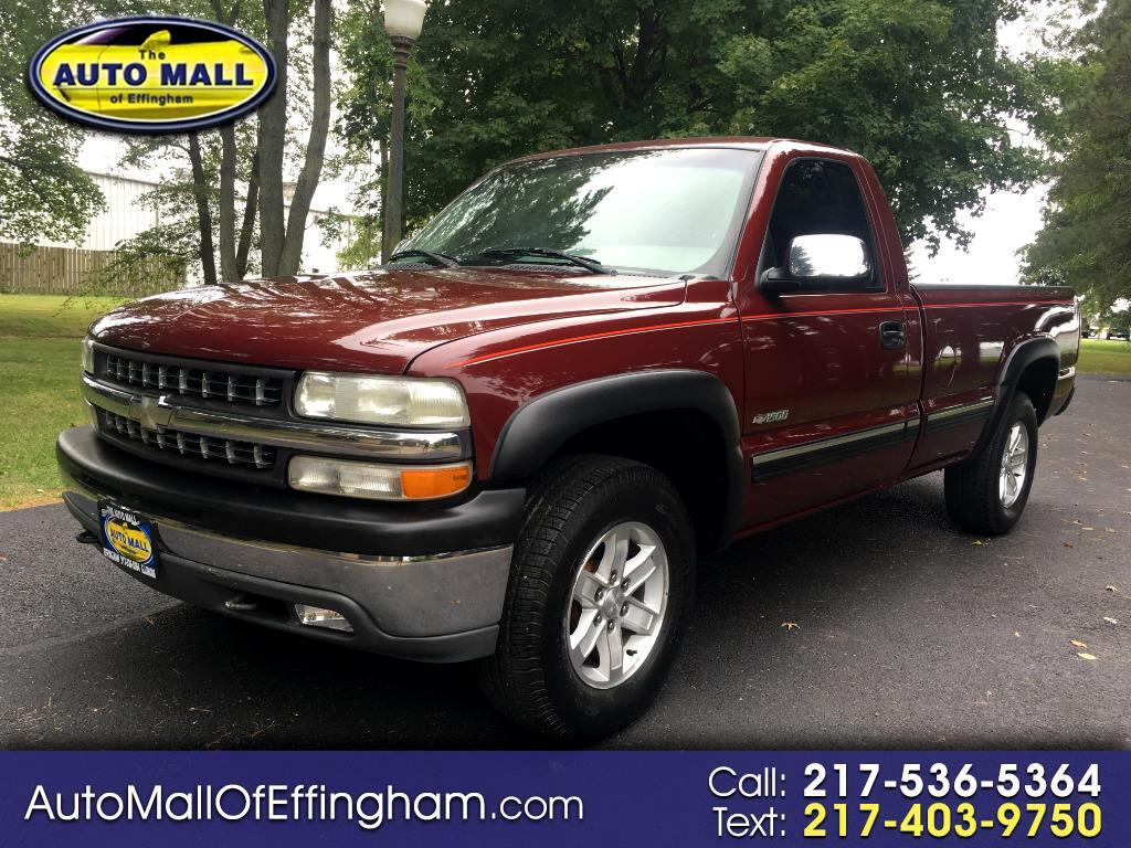Used Cars For Sale Effingham Il 62401 The Automall Of Saturn Vue Commercial 1999 Chevrolet Silverado 1500 Ls 4wd