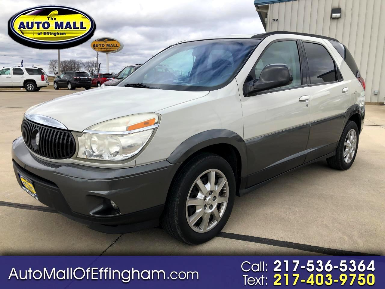 2005 Buick Rendezvous 4dr AWD