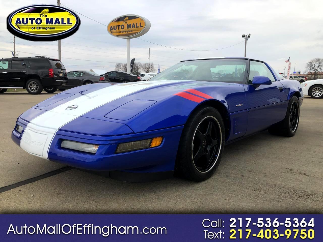 1996 Chevrolet Corvette 2dr Cpe Z16 Grand Sport w/4LT