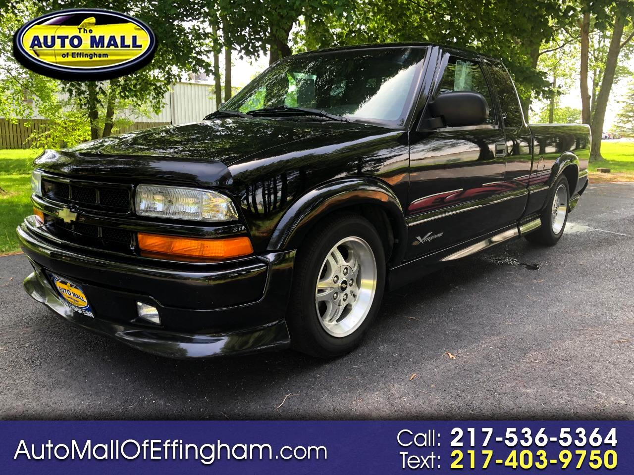 2002 Chevrolet S-10 Ext. Cab 2WD