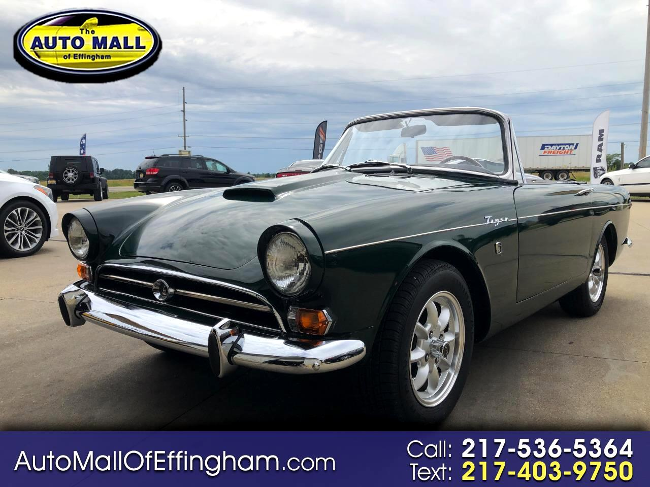 Sunbeam Tiger Base 1966