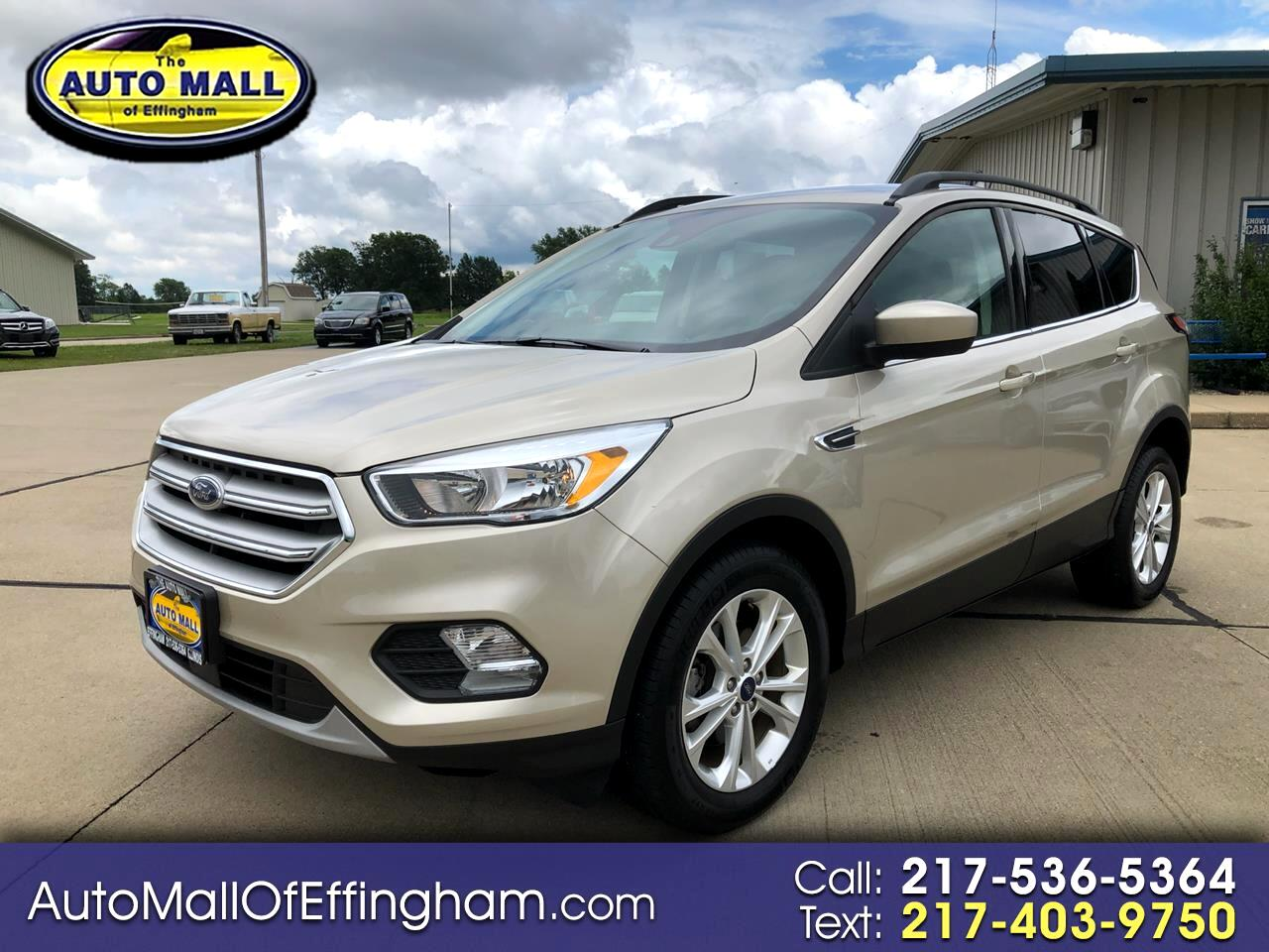 Ford Escape SE FWD 2018