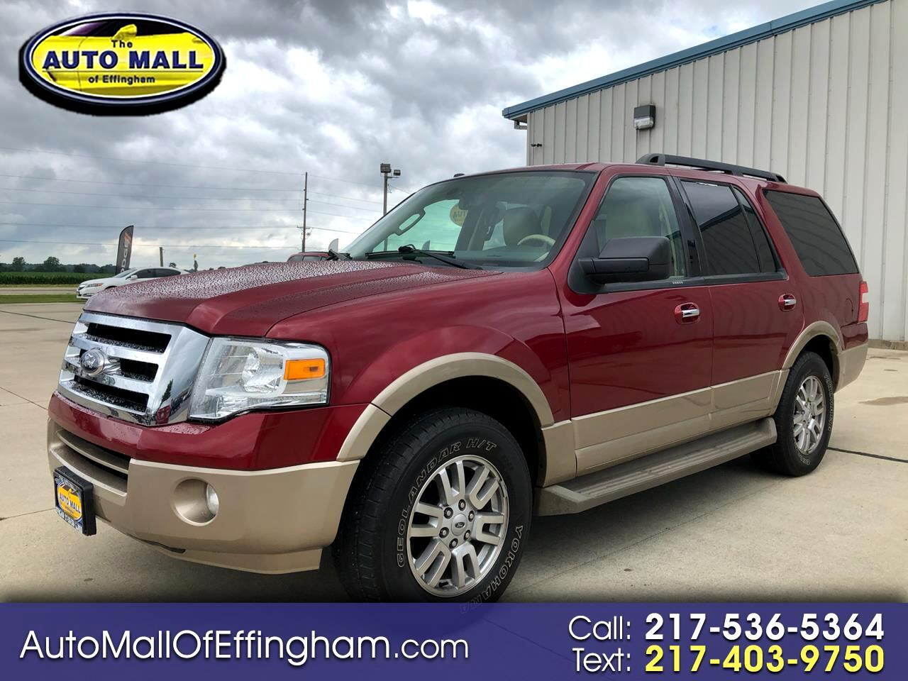2014 Ford Expedition 4dr XLT 4WD