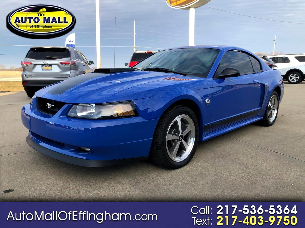 Ford Mustang 2dr Cpe Premium Mach 1 2004