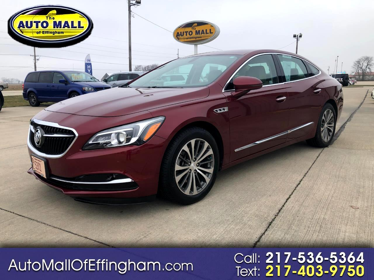 Buick LaCrosse 4dr Sdn Essence FWD 2017