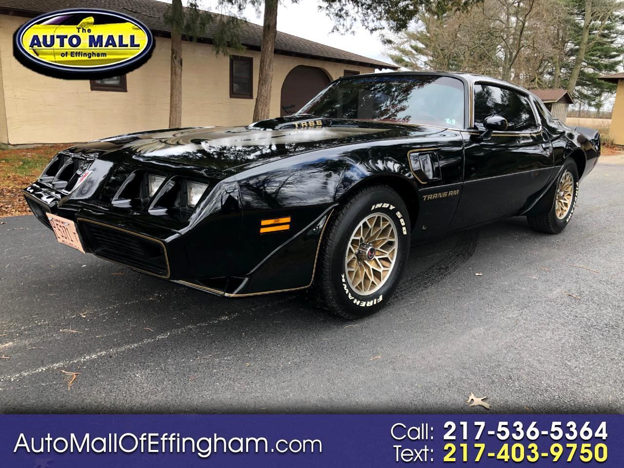 Pontiac Trans Am Coupe 1979