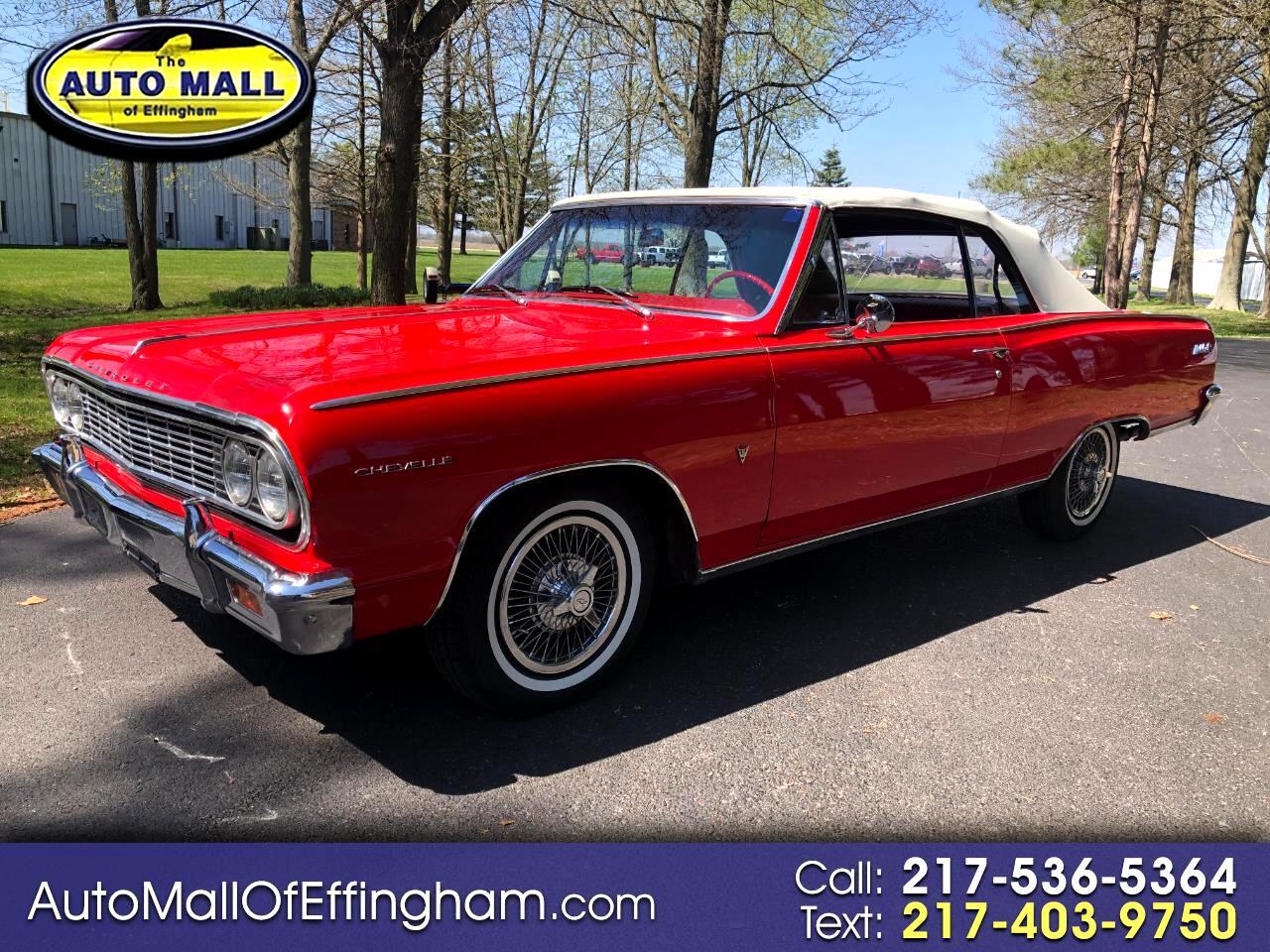 Chevrolet Malibu SS 1964