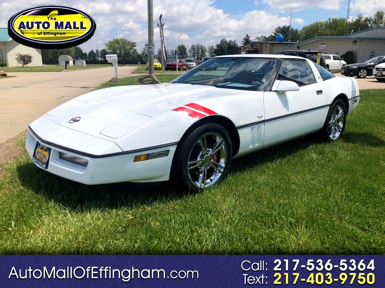 Chevrolet Corvette 2dr Coupe Hatchback 1990
