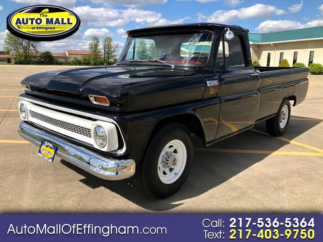Chevrolet 2500 Pickups  1965