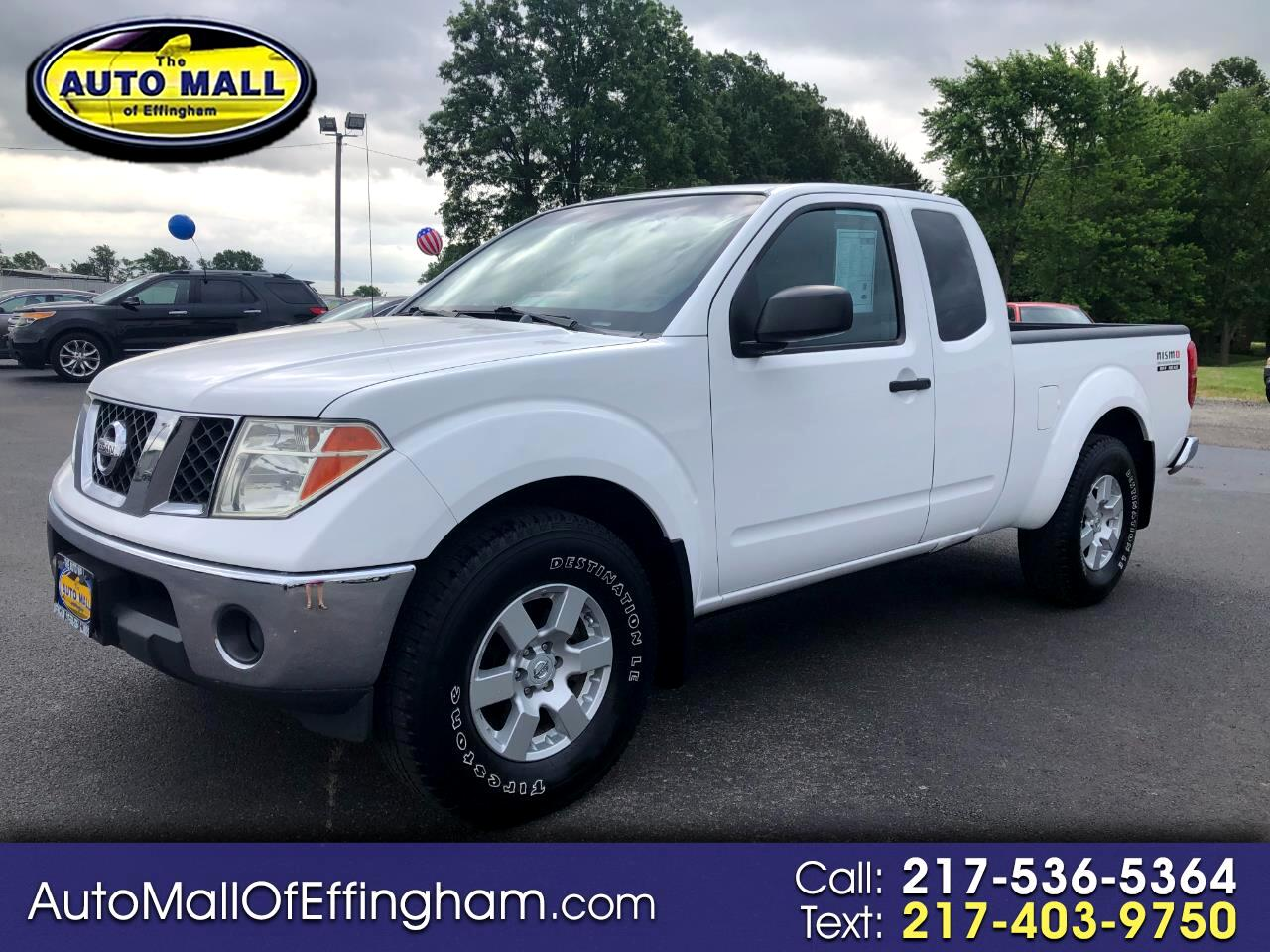 Nissan Frontier 4WD Nismo King Cab V6 Auto 2005