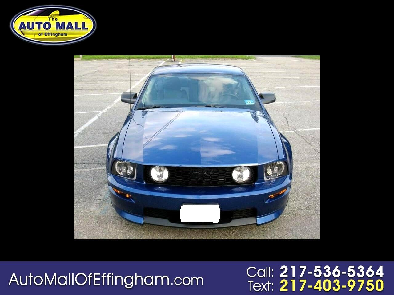 Ford Mustang 2dr Cpe GT Deluxe 2008