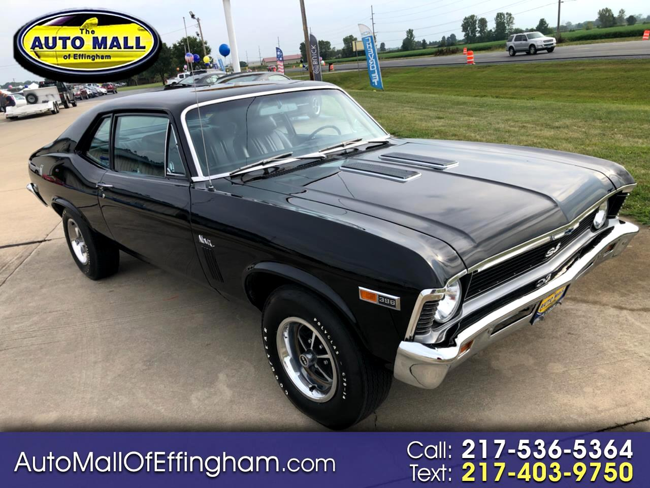 Chevrolet Nova SS 1969
