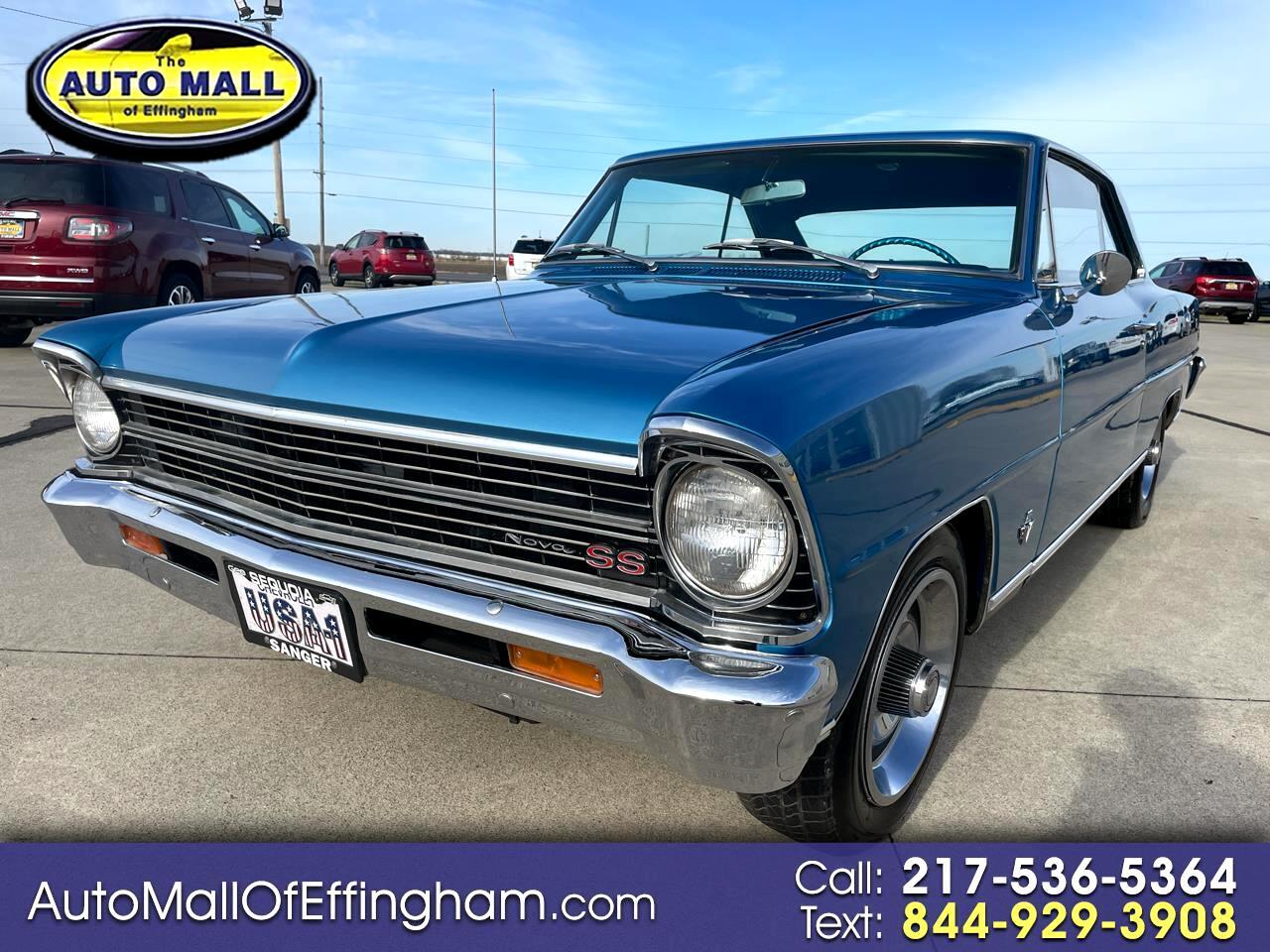 Chevrolet Nova SS 1967
