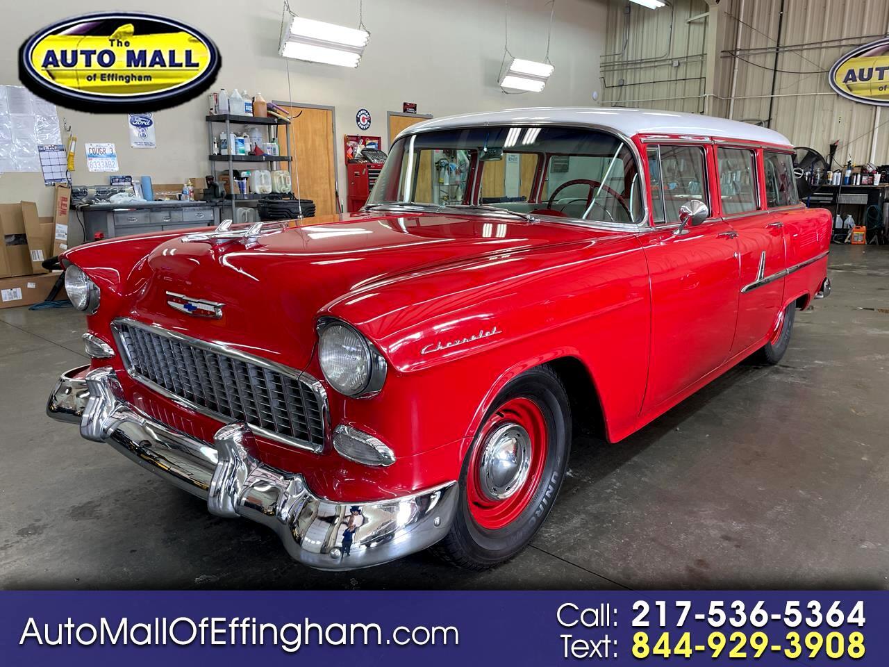 Chevrolet Bel Air 210 1955