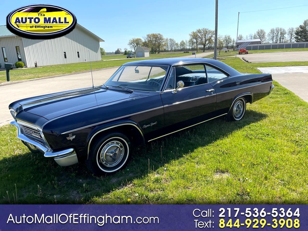 Chevrolet Impala SS  1966