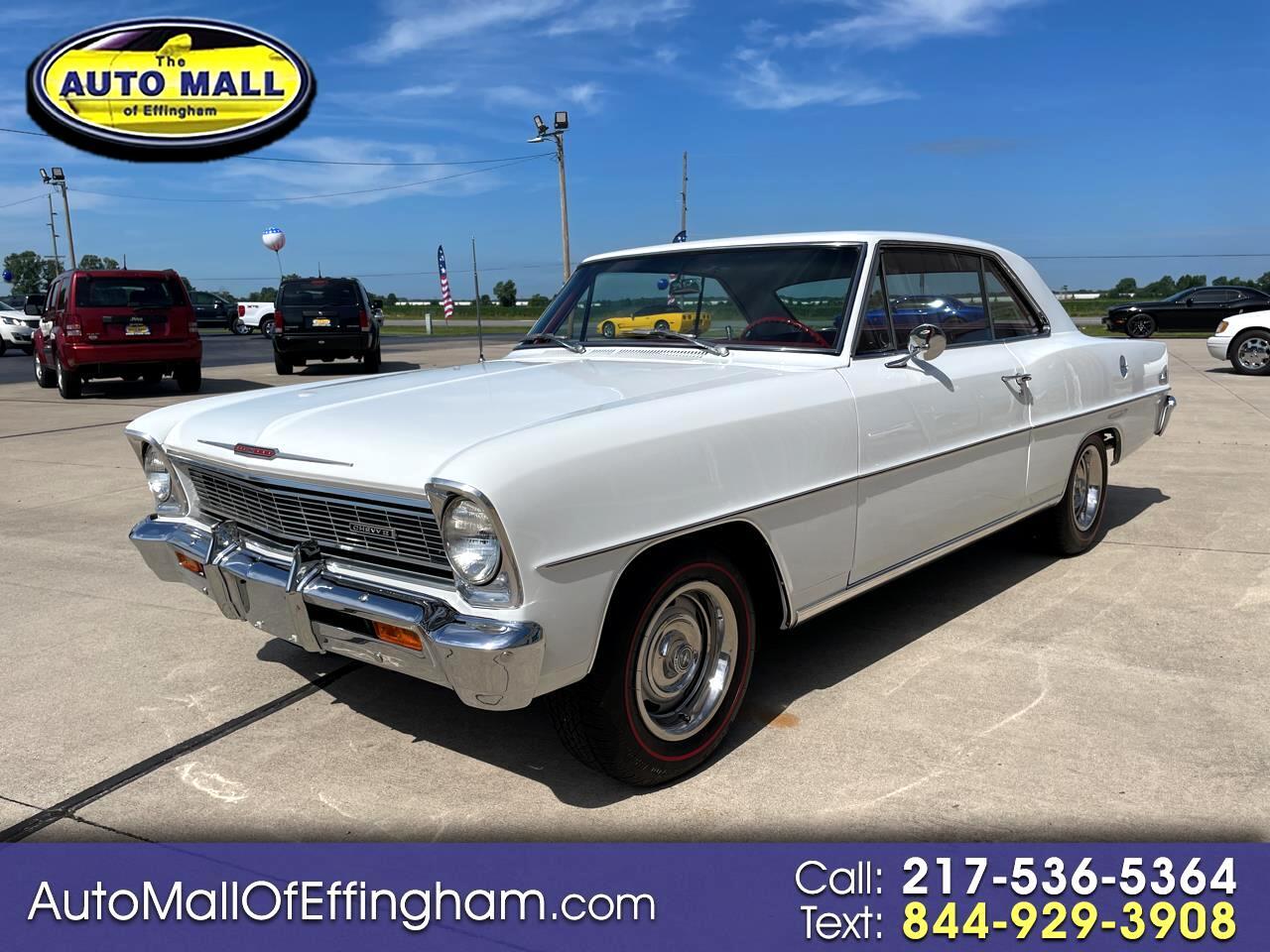 Chevrolet Nova Base 1966