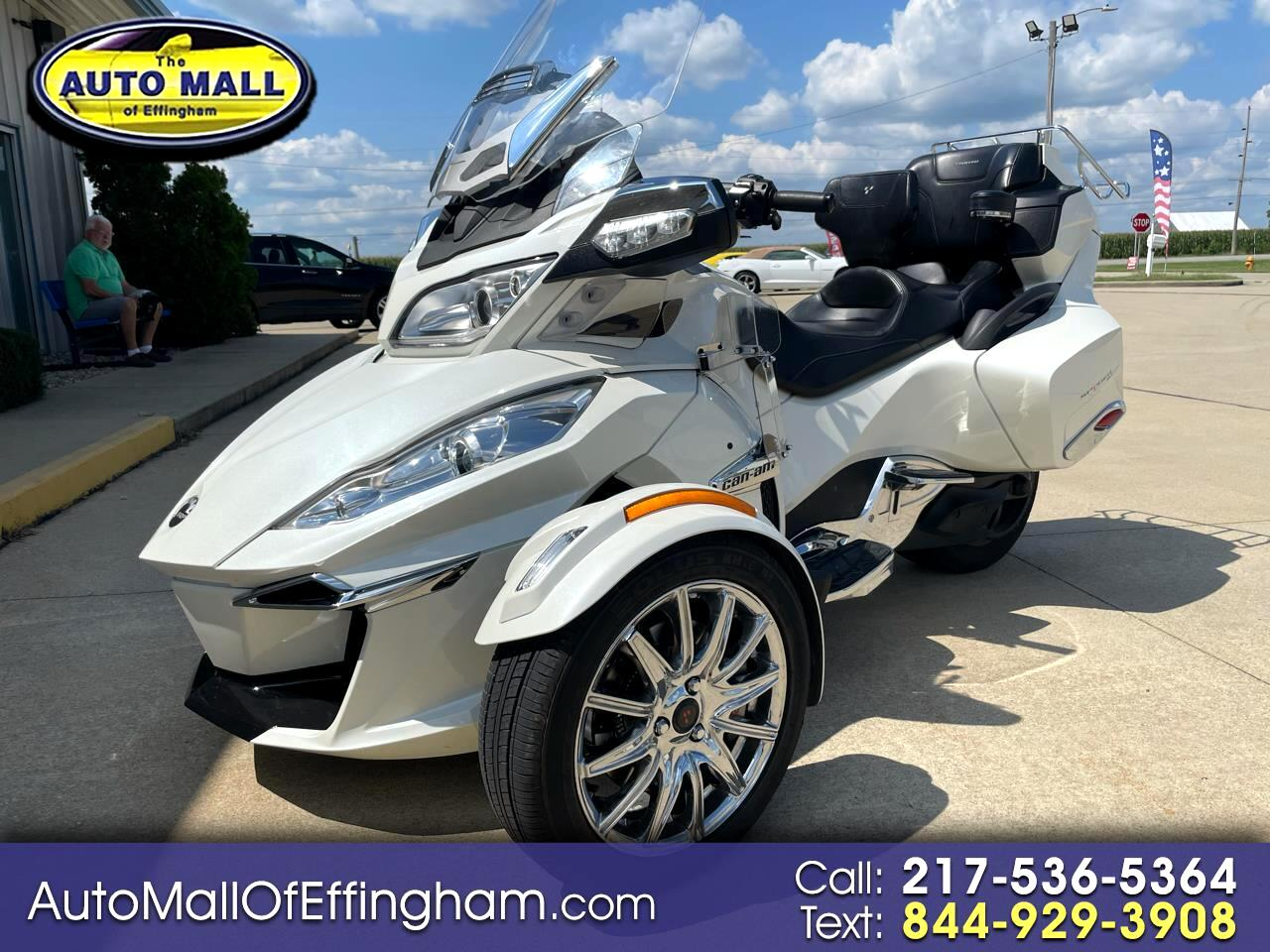 Can-Am Spyder RT/RTS/RT Limited  2014