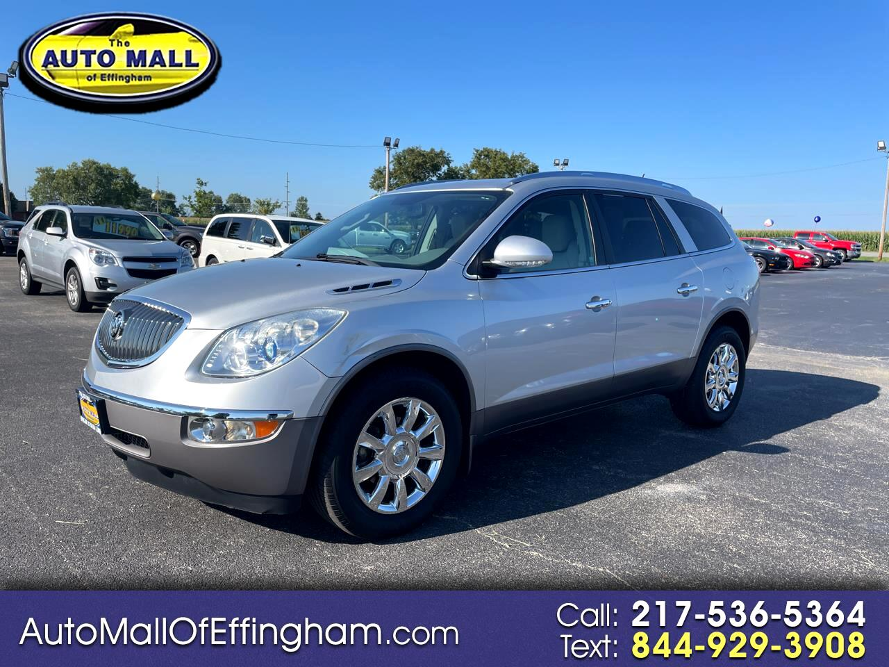 Buick Enclave FWD 4dr Leather 2012