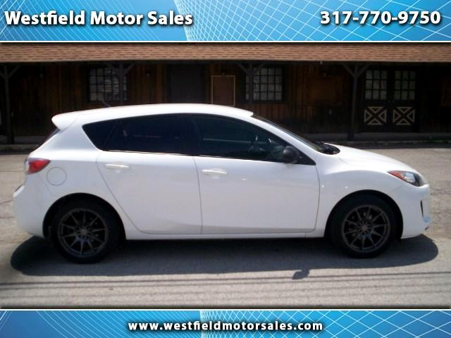 2012 Mazda MAZDA3 I Touring 5-Door