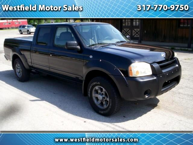 2003 Nissan Frontier XE-V6 Crew Cab Long Bed 2WD