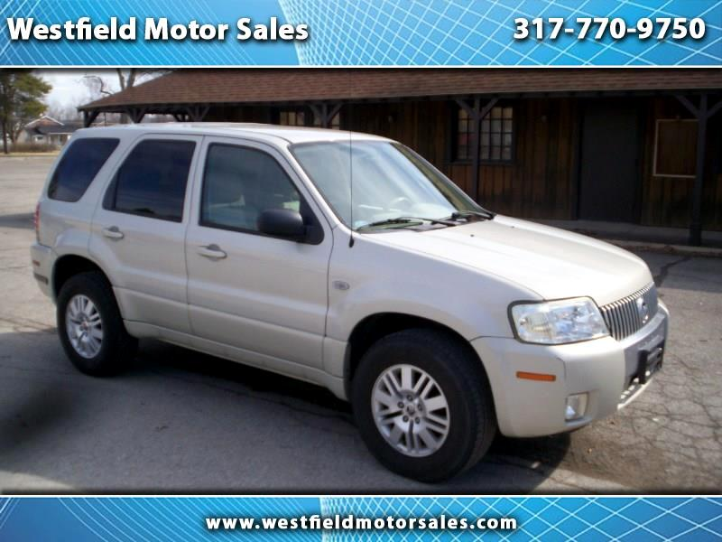 2007 Mercury Mariner Convenience 2WD