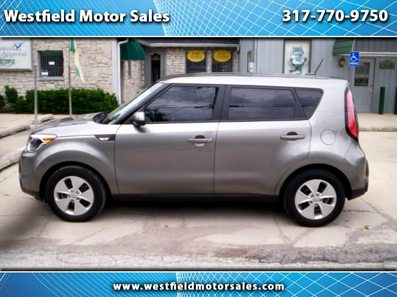 2014 Kia Soul 4 DOOR WAGON