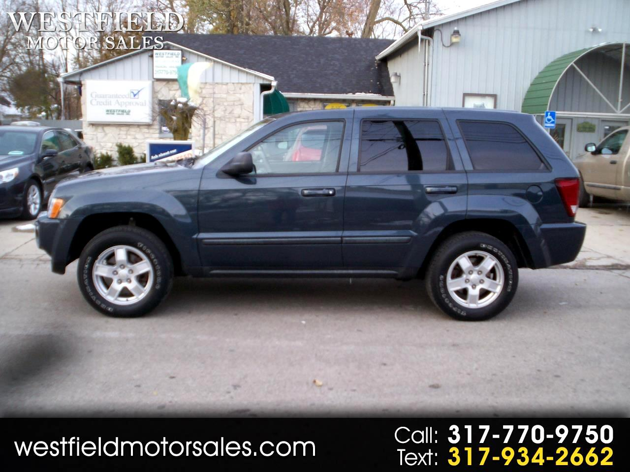 2007 Jeep Grand Cherokee Laredo >> Used 2007 Jeep Grand Cherokee Laredo 4wd In Noblesville In Auto Com 1j8gr48k57c688466