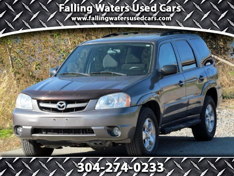 2003 Mazda Tribute LX 4WD