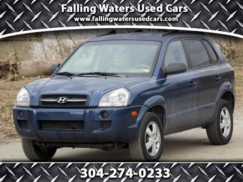 2005 Hyundai Tucson GL 2.0 2WD