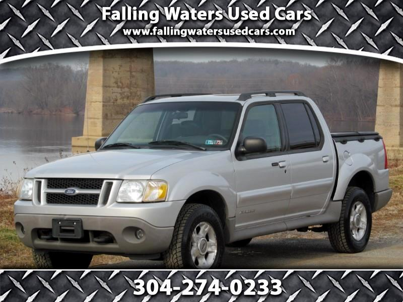 Ford Explorer Sport Trac 4WD Value - 200A 2002