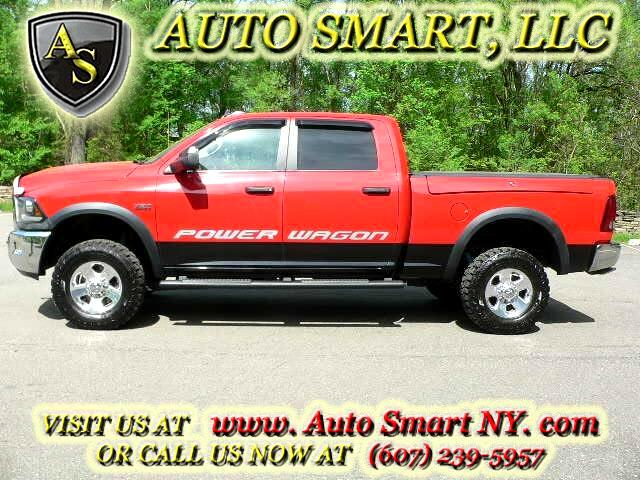 2014 RAM 2500 Power Wagon Crew Cab SWB 4WD