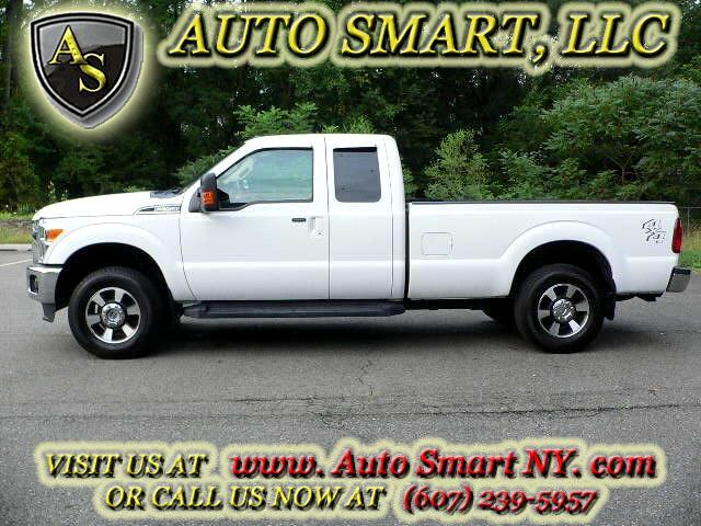 2015 Ford F-250 SD Lariat SuperCab Long Bed 4WD