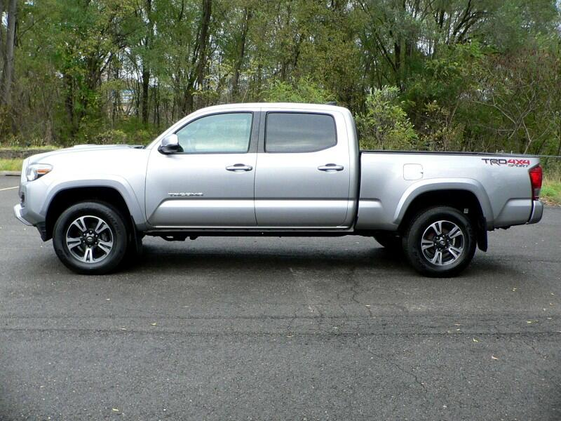 2017 Toyota Tacoma SR5 Sport Double Cab Super Long Bed V6 6AT 4WD
