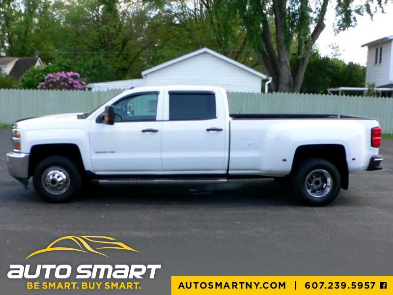 2015 Chevrolet Silverado 3500HD Work Truck Crew Cab Long Box 2WD