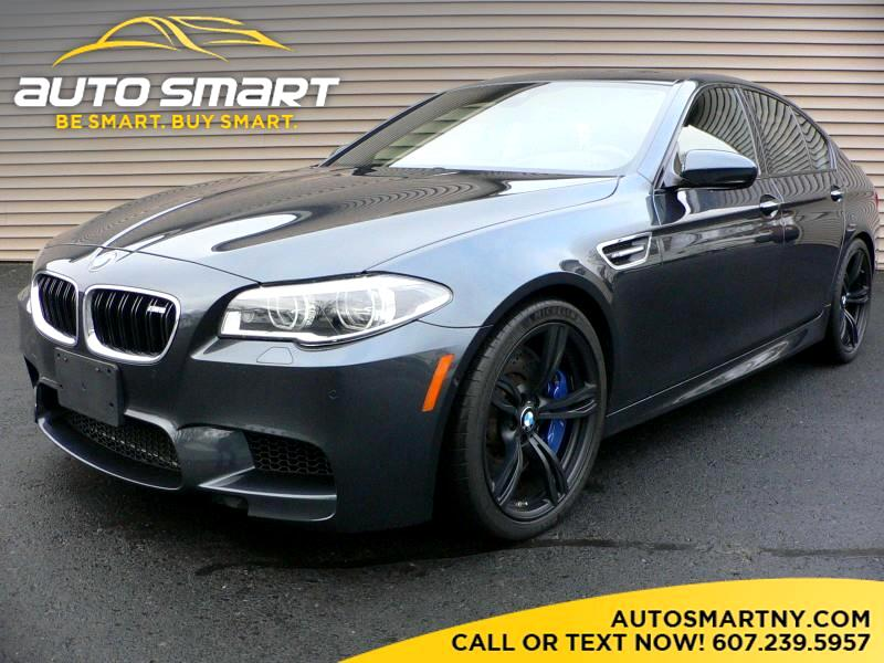 BMW M5 4dr Sdn 2016