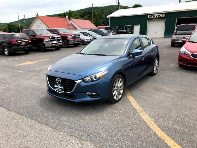 2017 Mazda MAZDA3 s Grand Touring MT 5-Door