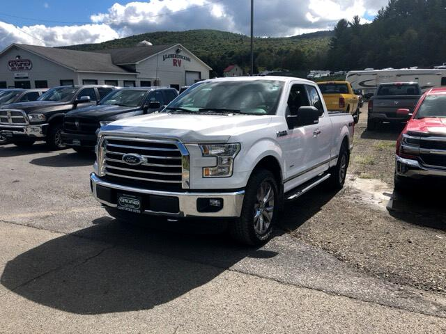 2015 Ford F-150 XLT 4WD SuperCab 8' Box