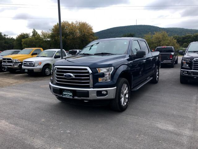 2015 Ford F-150 XLT 4WD SuperCrew 6.5' Box