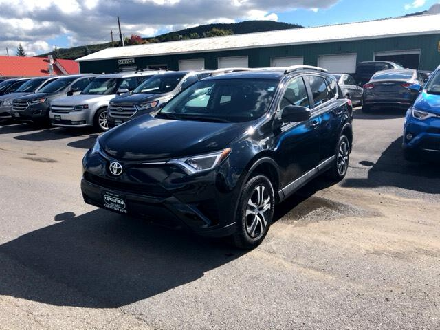 Used 2016 Toyota Rav4 For Sale In Oneonta Ny 13820 Certified Auto