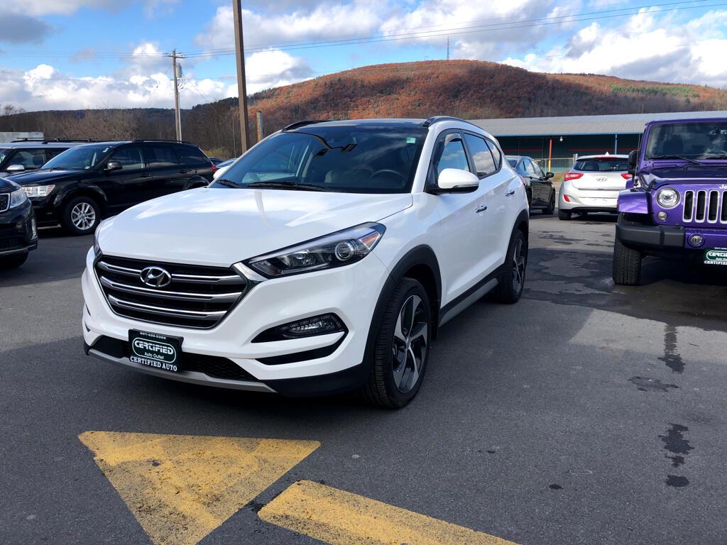 2018 Hyundai Tucson Limited AWD