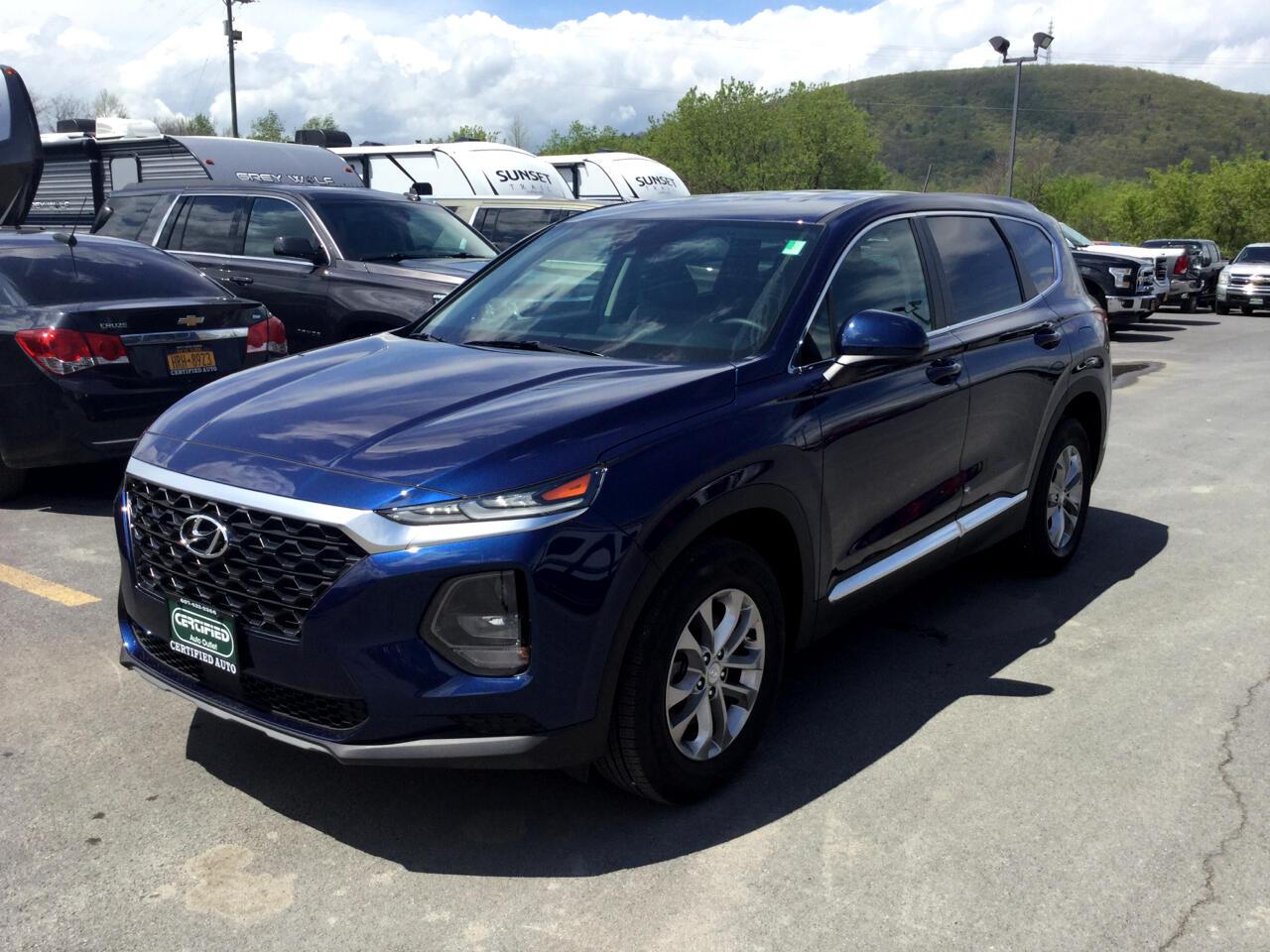 2019 Hyundai Santa Fe SE 2.4 AWD