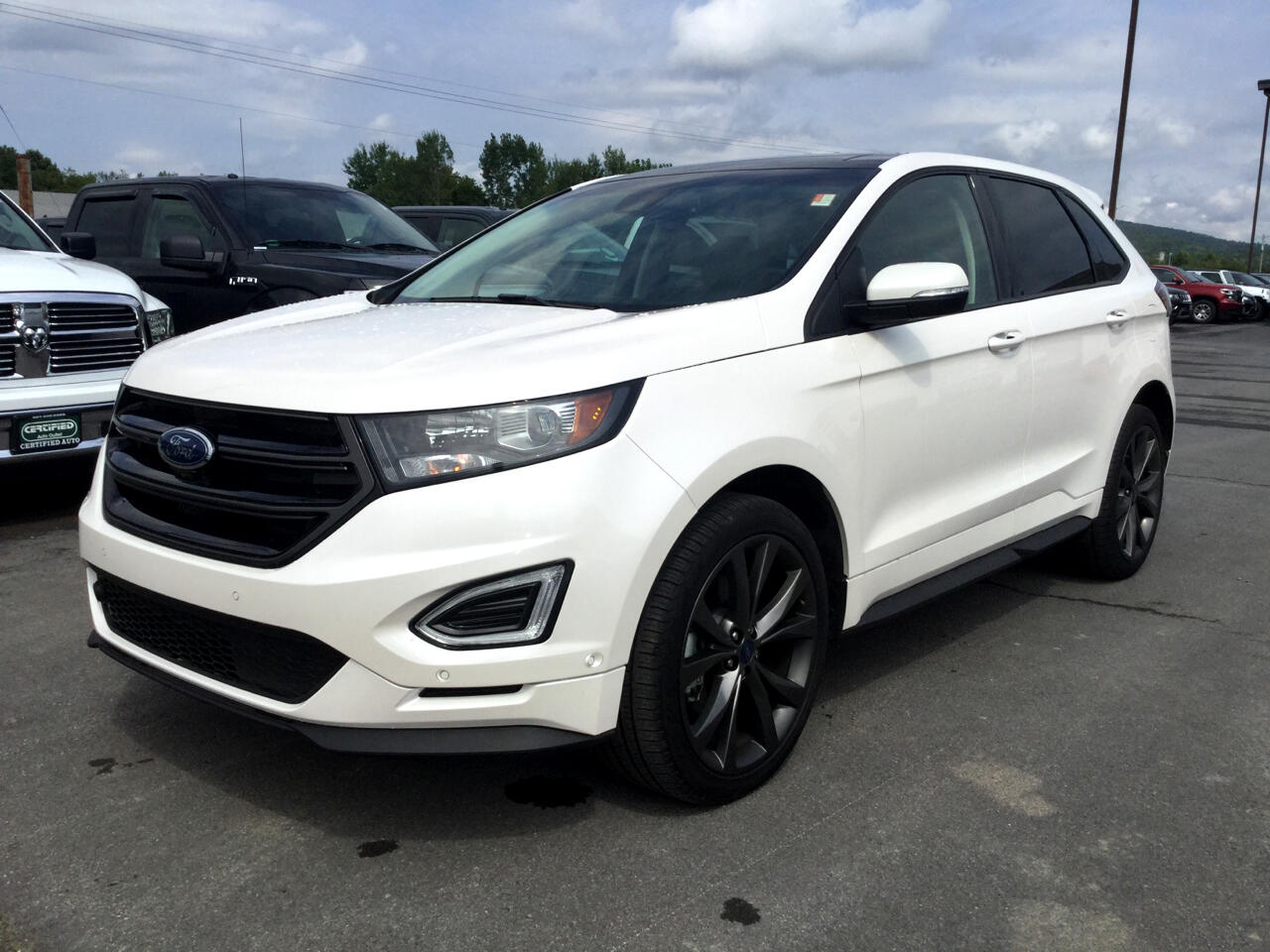 Ford Edge Sport AWD 2018