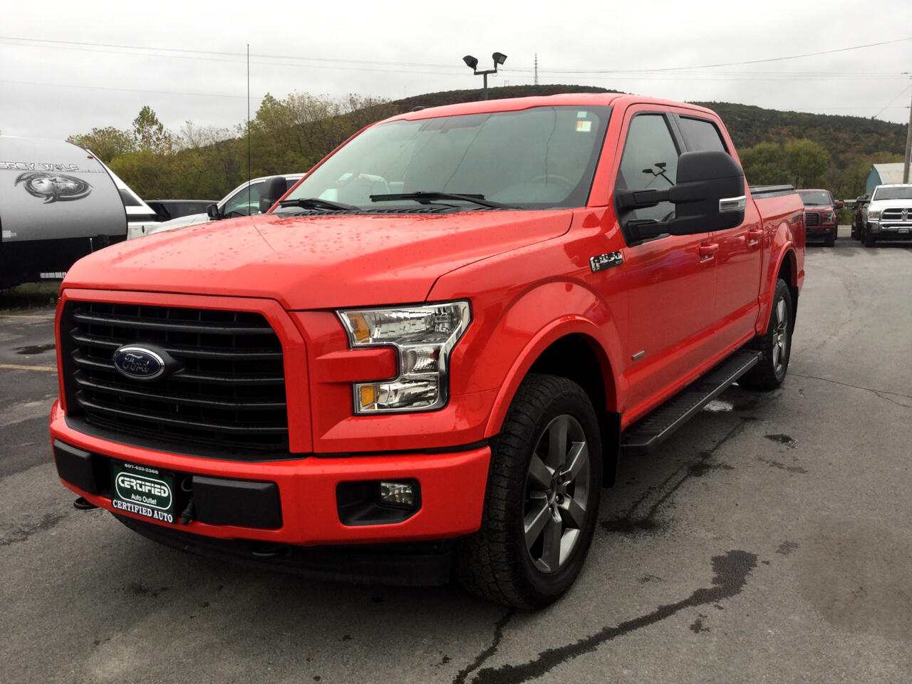 2017 Ford F-150 XLT Sport SuperCrew 5.5-ft. Bed 4WD