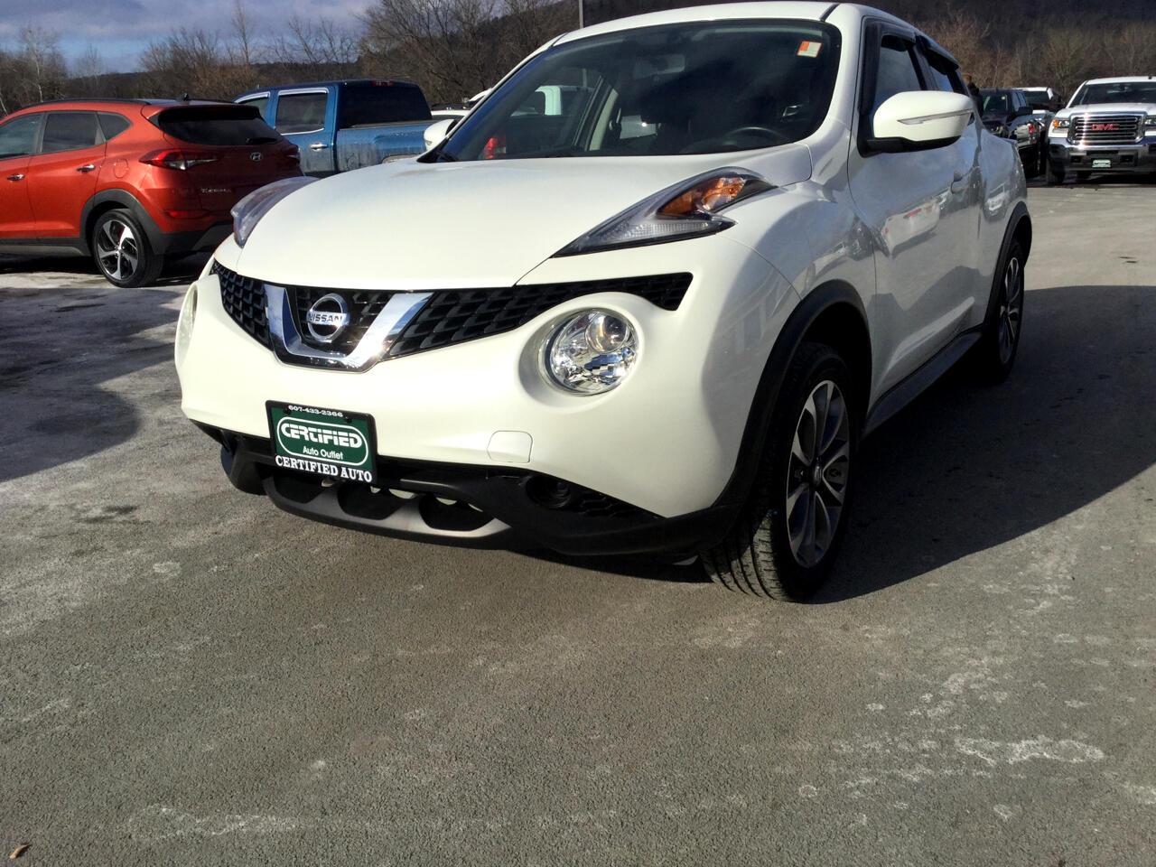 Nissan Juke SV AWD 2017