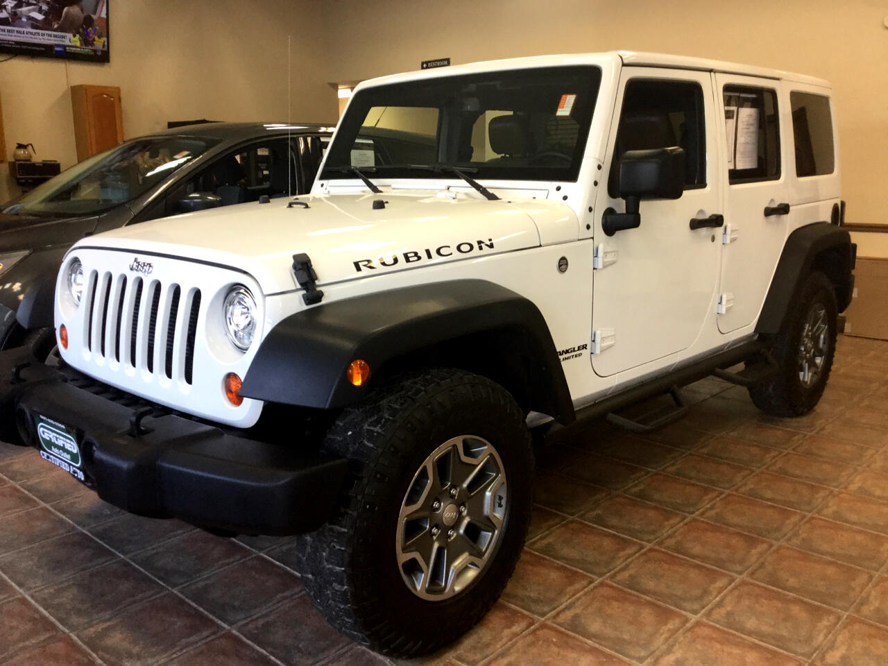 Jeep Wrangler Unlimited Rubicon 4WD 2017