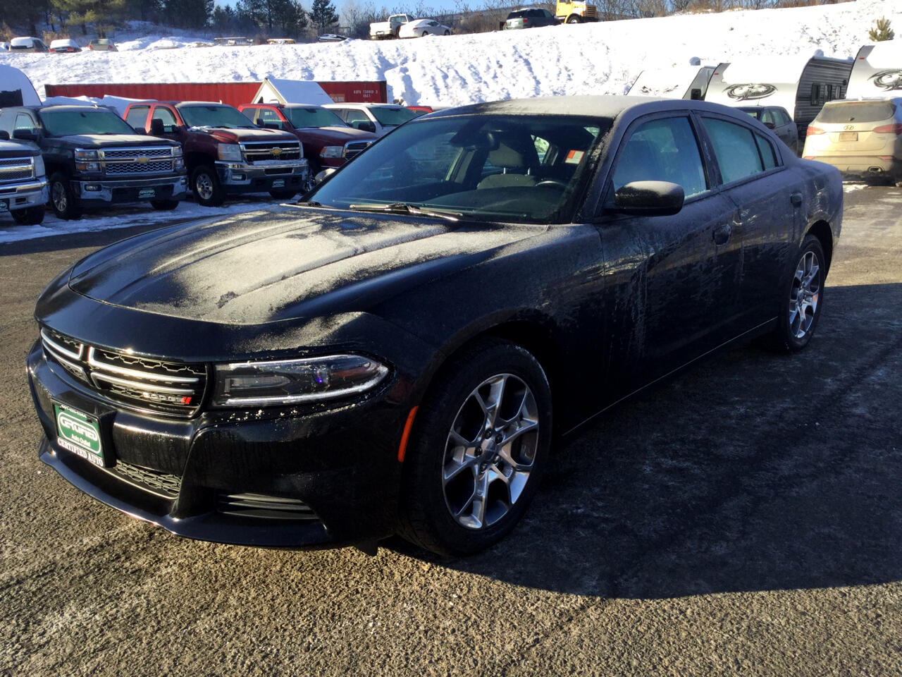 Dodge Charger SE AWD 2016