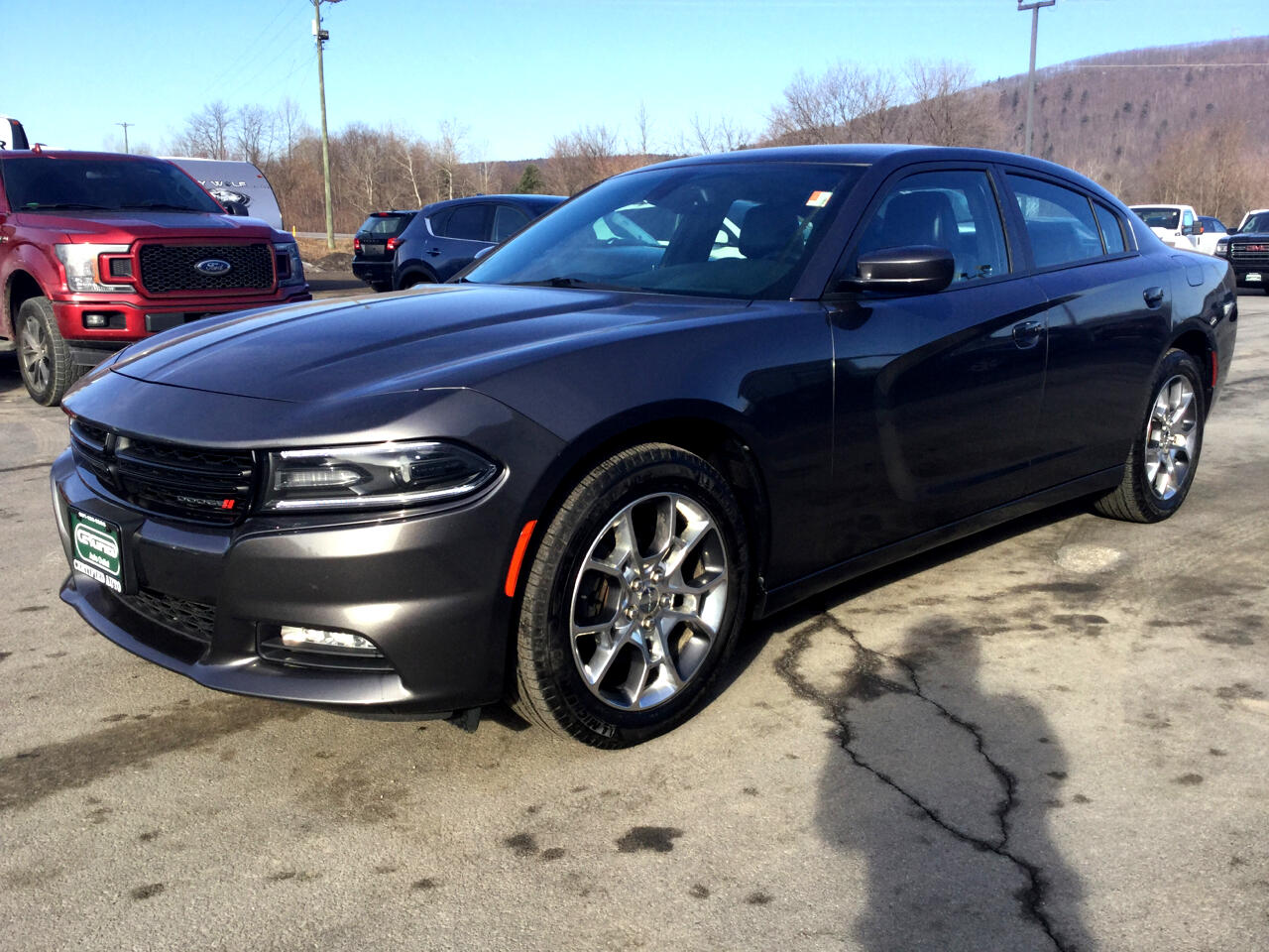 Dodge Charger SXT AWD 2015