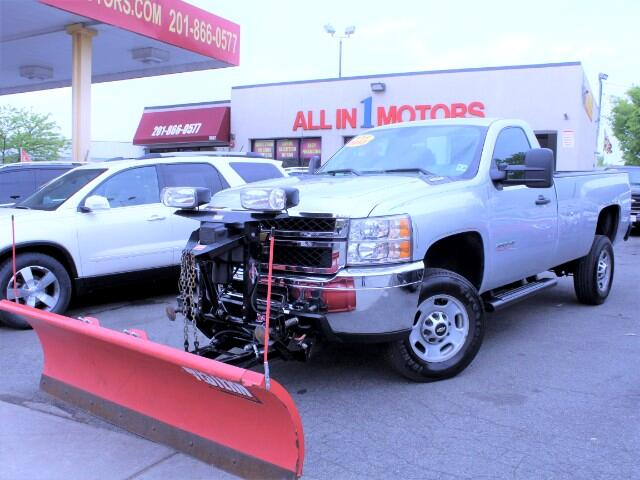 2013 Chevrolet Silverado 2500HD Work Truck Long Box 4WD